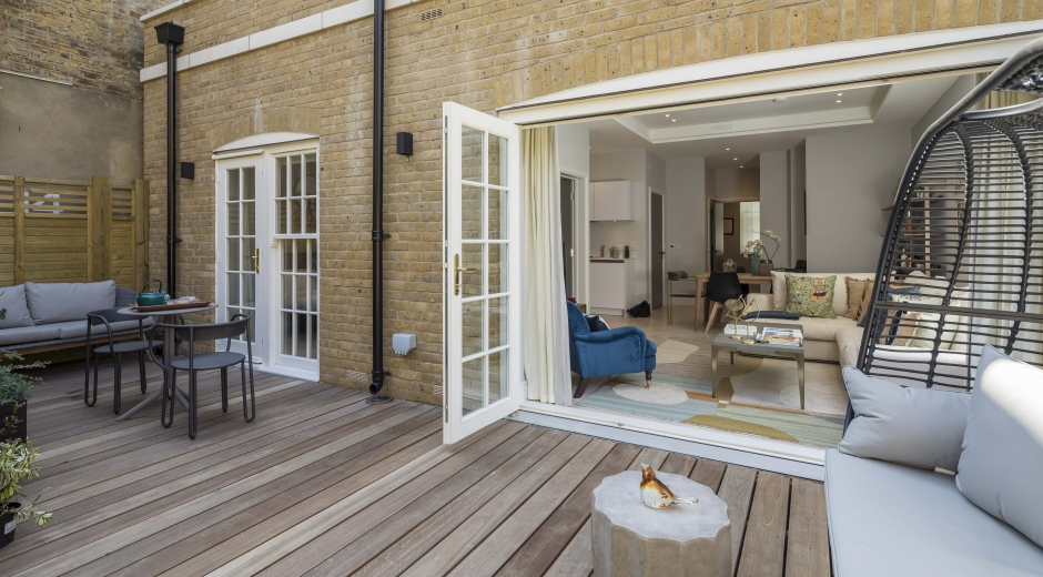 Tailored Living Solutions Helston House Terrace
