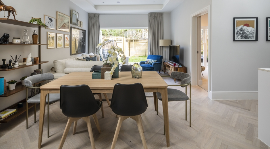 Tailored Living Solutions Helston House Dining