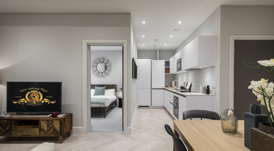 Tailored Living Solutions Helston House Living / Kitchen